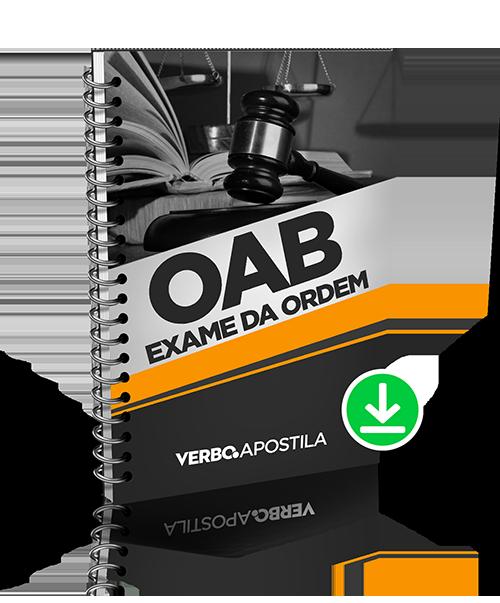 Apostila Exame da OAB