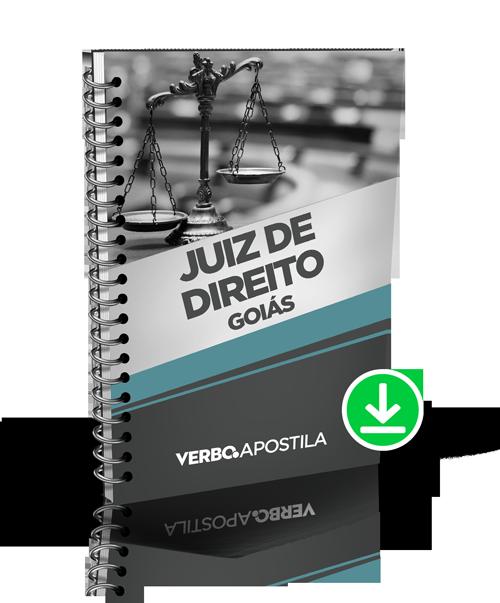 Apostila Juiz de Direito - Goiás