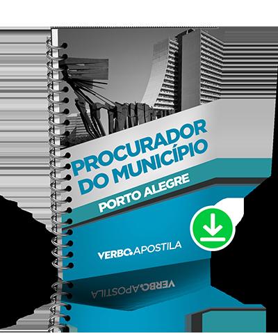 Apostila Procurador do Município - Porto Alegre