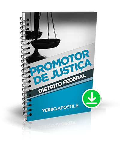 Apostila Promotor de Justiça - Distrito Federal