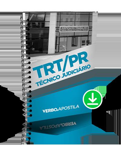 Apostila TRT/PR (9ª Região) - Técnico Judiciário