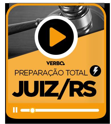 Juiz de Direito/RS - Preparação Total