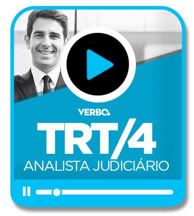 Analista Judiciário - TRT 4ª Região