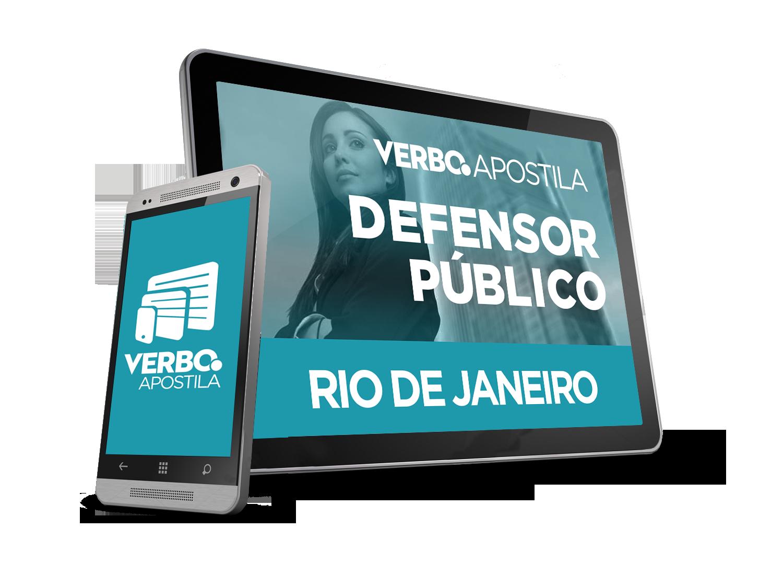 Apostila Defensor Público - Rio de Janeiro