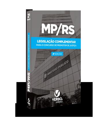 Legislação Complementar MP/RS