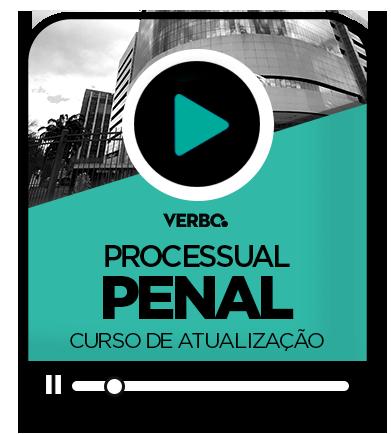 CURSO DE EXTENSÃO EM DIREITO PROCESSUAL PENAL