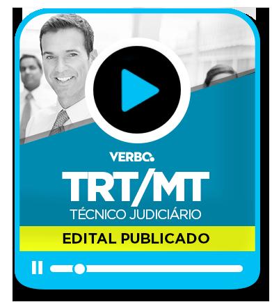 Técnico Judiciário - TRT/MT (TRT 23ª REGIÃO)
