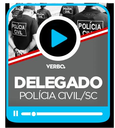 Delegado de Polícia Civil - SC