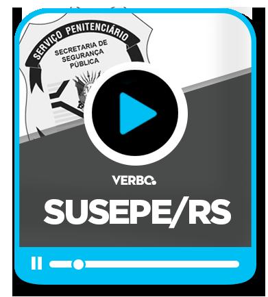 SUSEPE/RS - AGENTE PENITENCIÁRIO