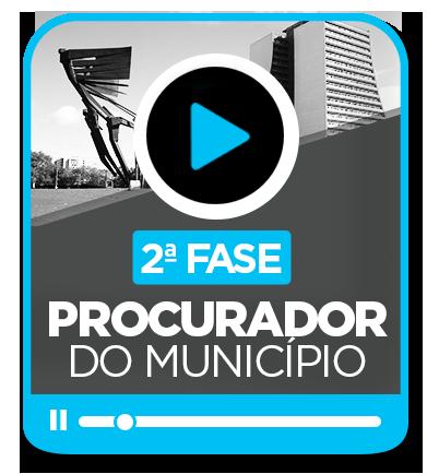 Procurador do Município de Porto Alegre (2ª fase)