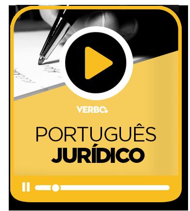 CURSO PRESENCIAL - PORTUGUÊS JURÍDICO