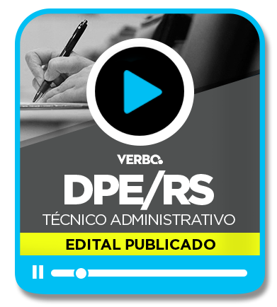 Técnico Administrativo - DPE/RS