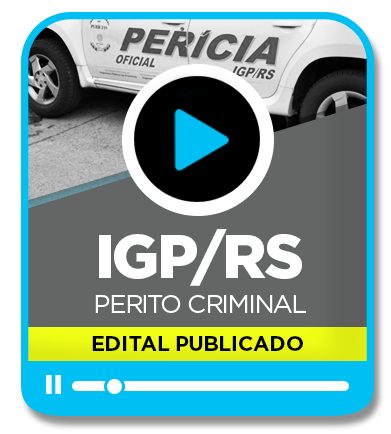 Perito Criminal - IGP/RS