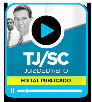 Juiz de Direito - TJ/SC