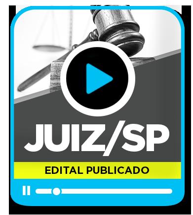 Juiz de Direito/SP - Intensivo