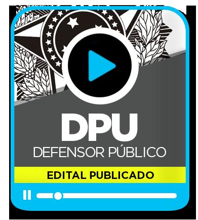 Defensor Público Federal - DPU