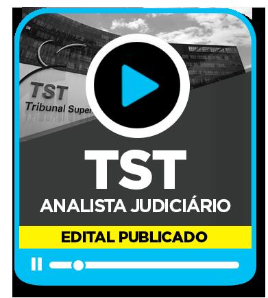 Analista Judiciário - TST