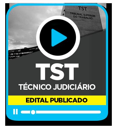 Técnico Judiciário - TST