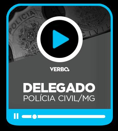 Delegado de Polícia Civil - MG