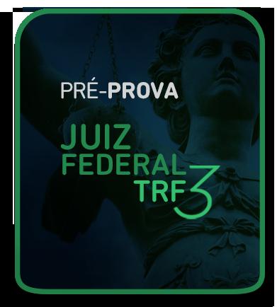 Aulão Pré-Prova - Juiz Federal TRF3