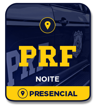 Policial Rodoviário Federal - PRF - Intensivo NOITE