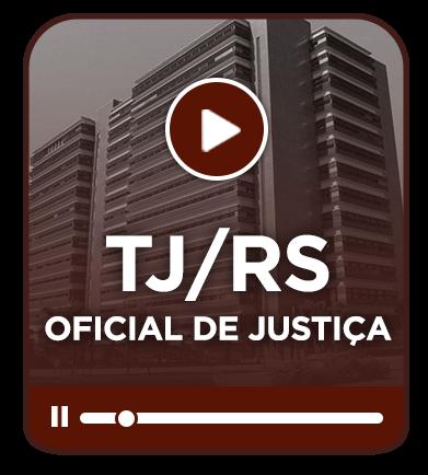 Oficial de Justiça - TJRS - EAD 2019