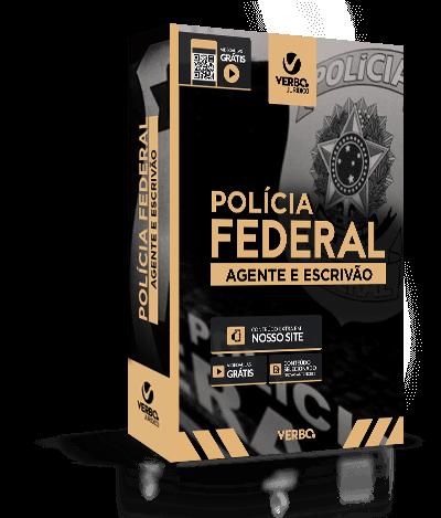 AGENTE e ESCRIVÃO DA POLÍCIA FEDERAL