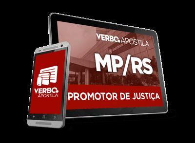 Apostila Promotor de Justiça - RS
