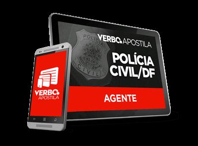 Apostila Agente de Polícia Civil - DF