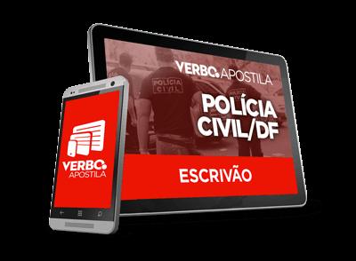 Apostila Escrivão de Polícia Civil - DF