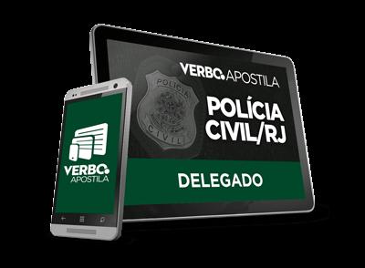 Apostila Delegado de Polícia Civil - Rio de Janeiro