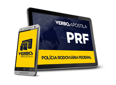 Apostila Policial Rodoviário Federal - PRF