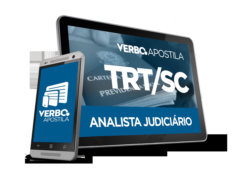 Apostila TRT/SC - Analista Judiciário