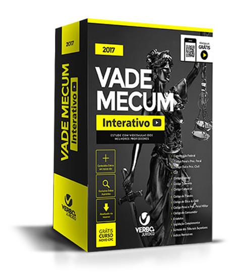 VADE MECUM 2017- Com videoaulas