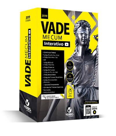 VADE MECUM 2019 - Interativo com videoaulas e mapas mentais